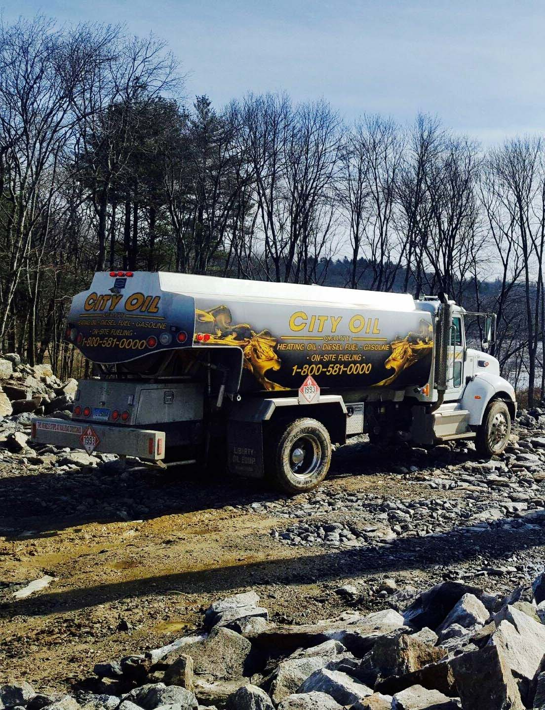 Diesel Fuel Delivery in Connecticut - City Oil Inc